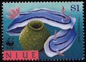 Niue - WWF - 1999