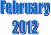2012 - February