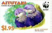 Aitutaki - WWF - 2002
