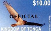 """Official"" Overprints on Bird Definitive PT 1 & 2"