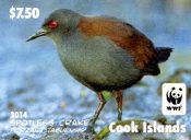 Cook Islands - WWF - 2014