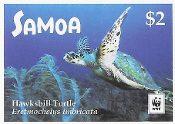 WWF - Hawksbill Turtle