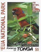 'Eua National Park - 25 Years