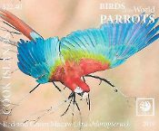 Birds of the World - Parrots