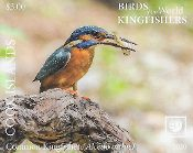 Cook Islands - Birds of the World - Kingfishers