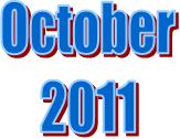 2011 - October