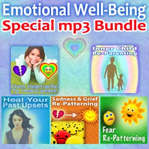 Emotional Well-Being - mp3 Bundle - Spiritual Healing For Your Feelings