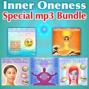 Inner Oneness - mp3 bundle - Unite Your Fragments