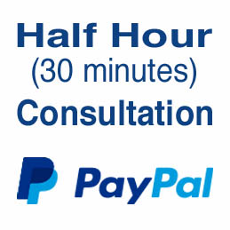 Soul-Healing Private Consultation – 30 minutes