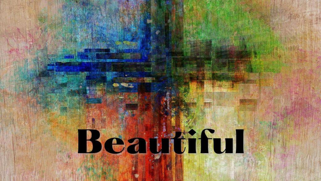 Sermon: Beautiful