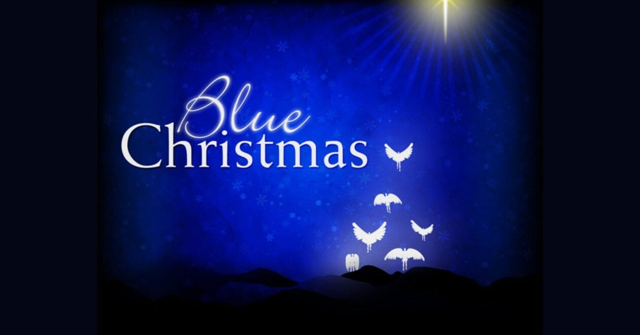 Blue Christmas Worship Service