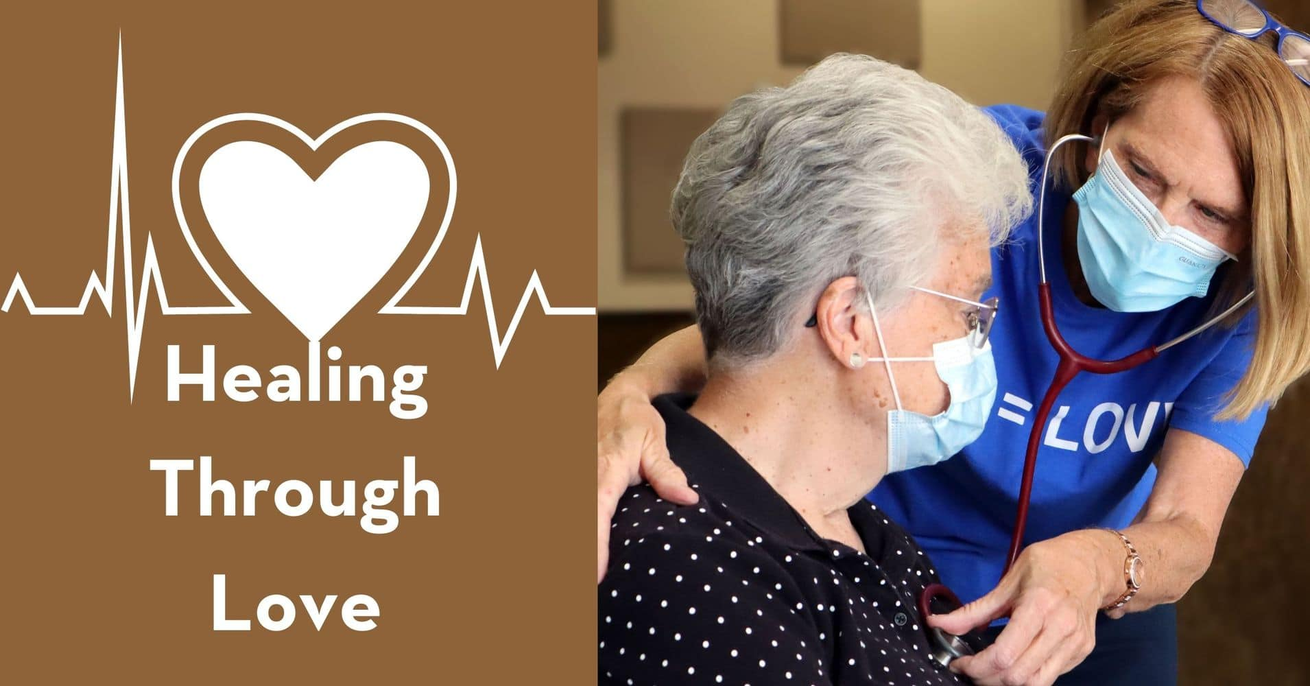 """Featured image for """"Healing Through Love"""""""