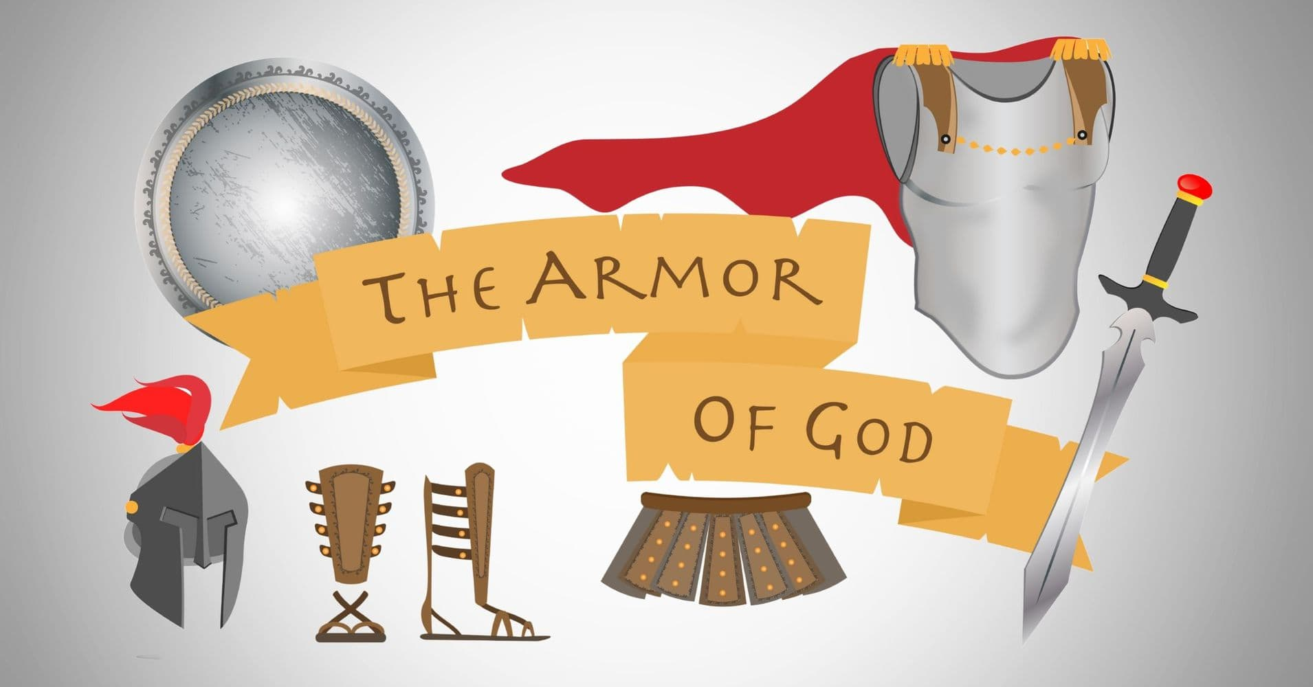 """Featured image for """"The Armor of God"""""""
