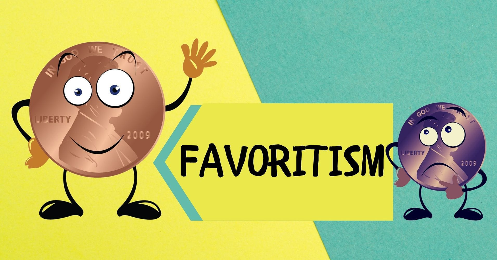"""Featured image for """"Favoritism"""""""
