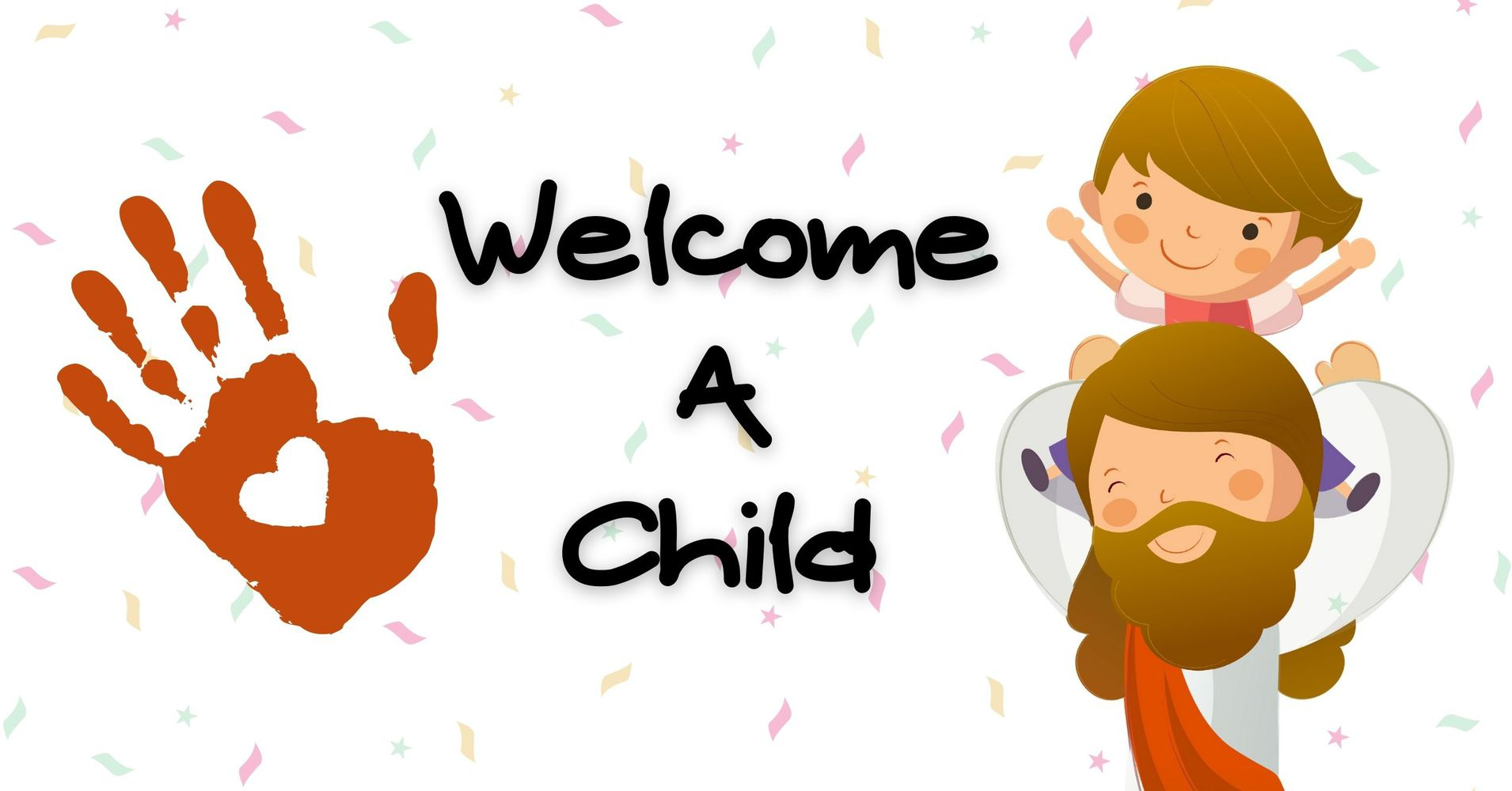 """Featured image for """"Welcome A Child"""""""