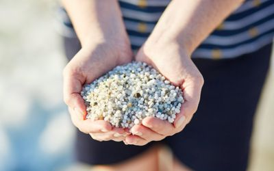 sand granular