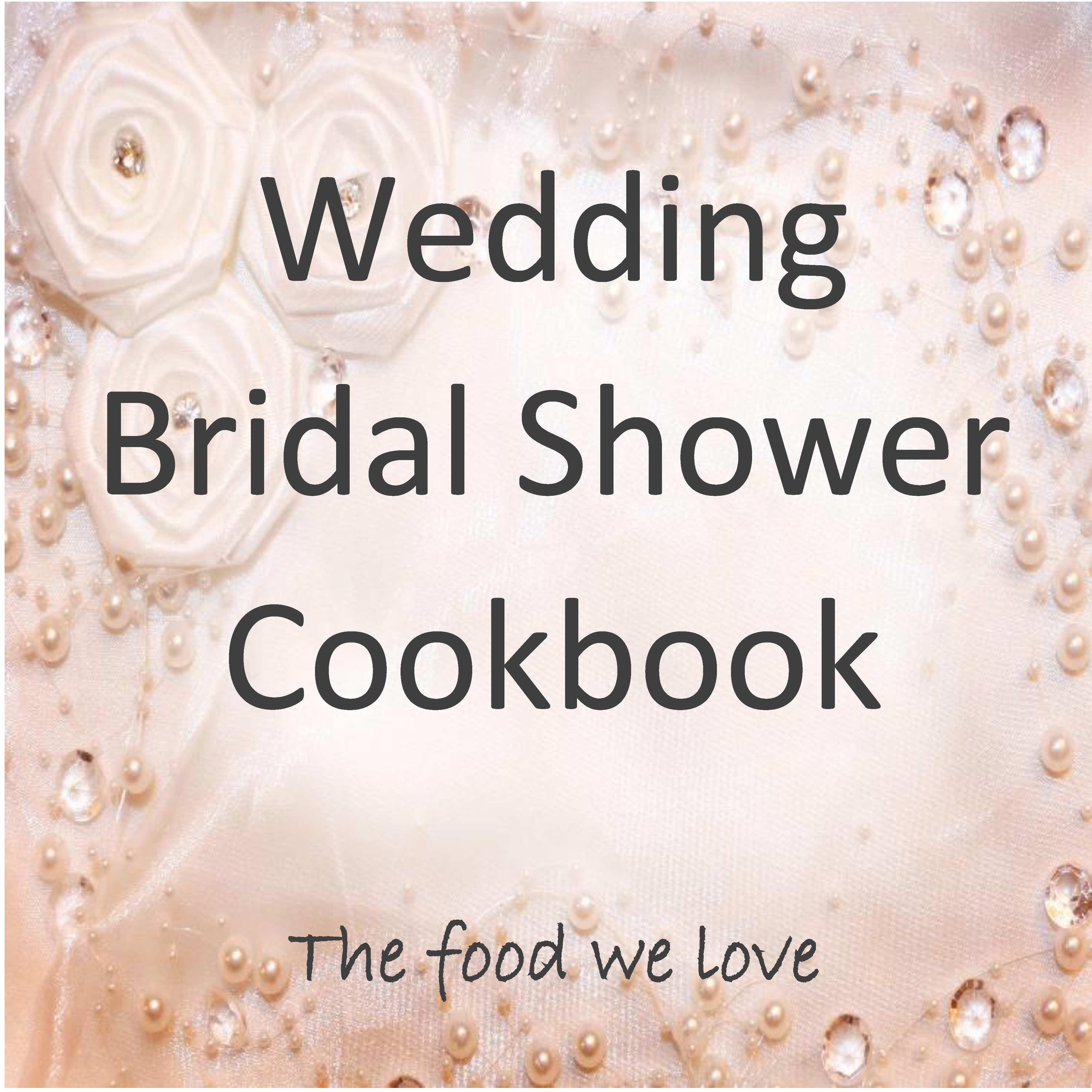 Family Cookbook – Wedding