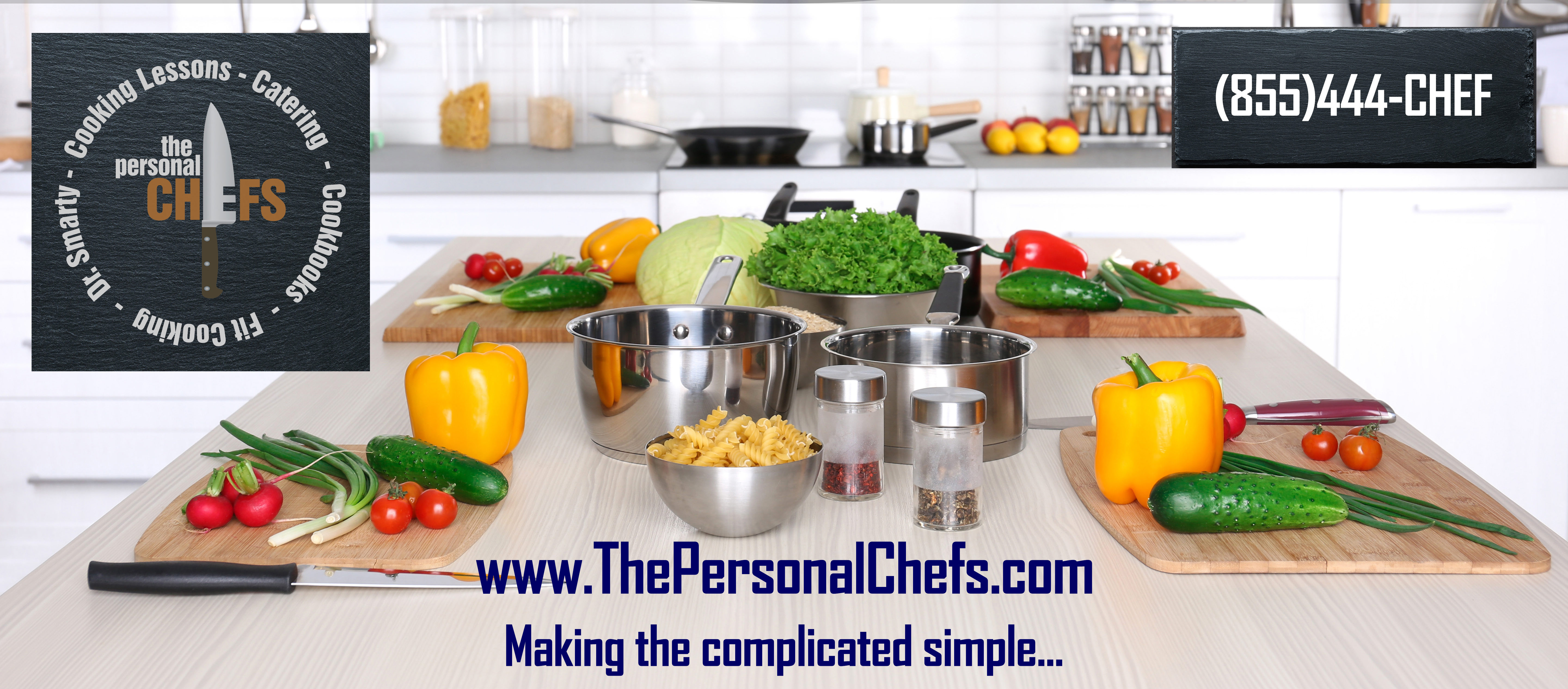 The Personal Chefs