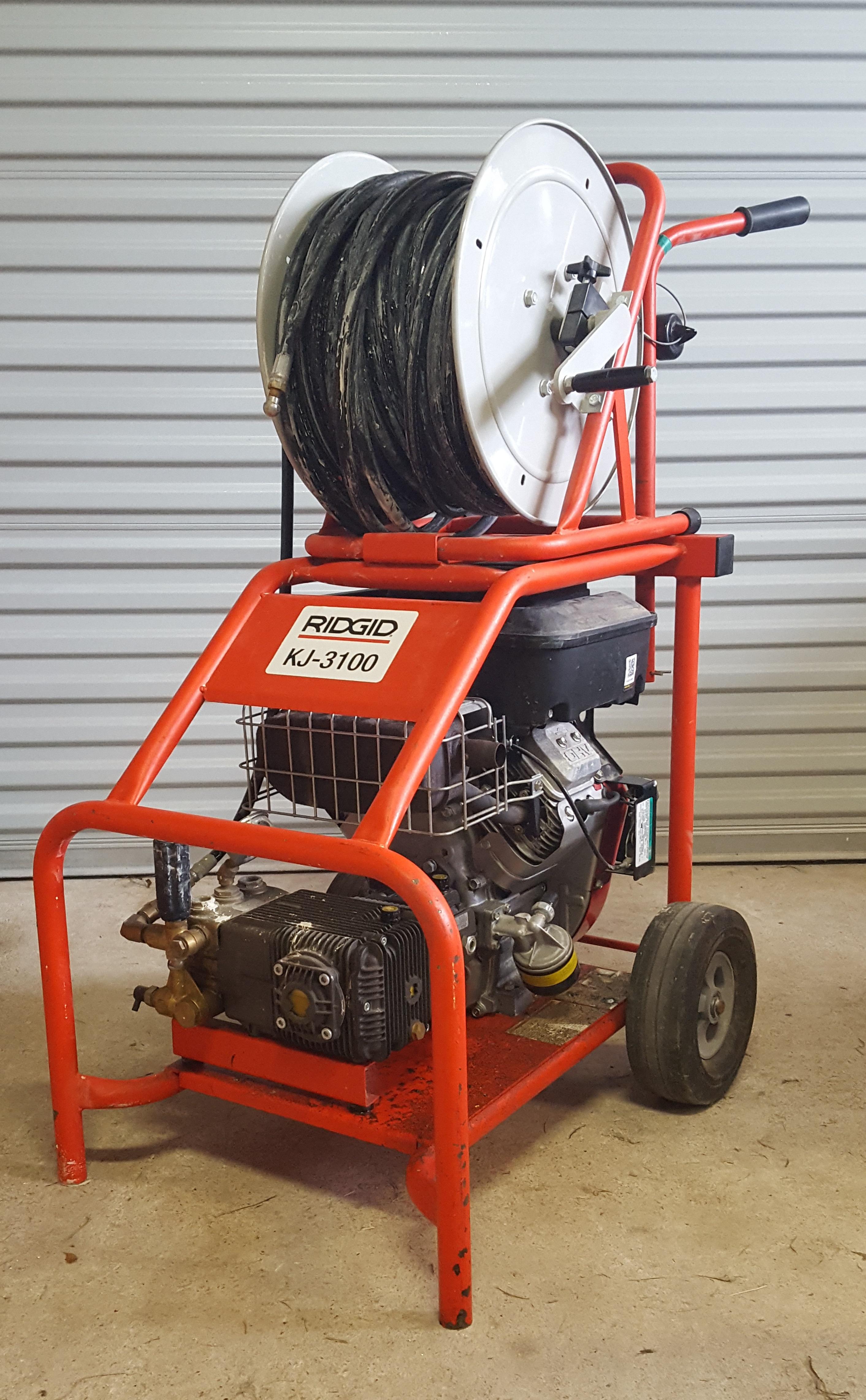 4,000 psi RIGID KJ-3100