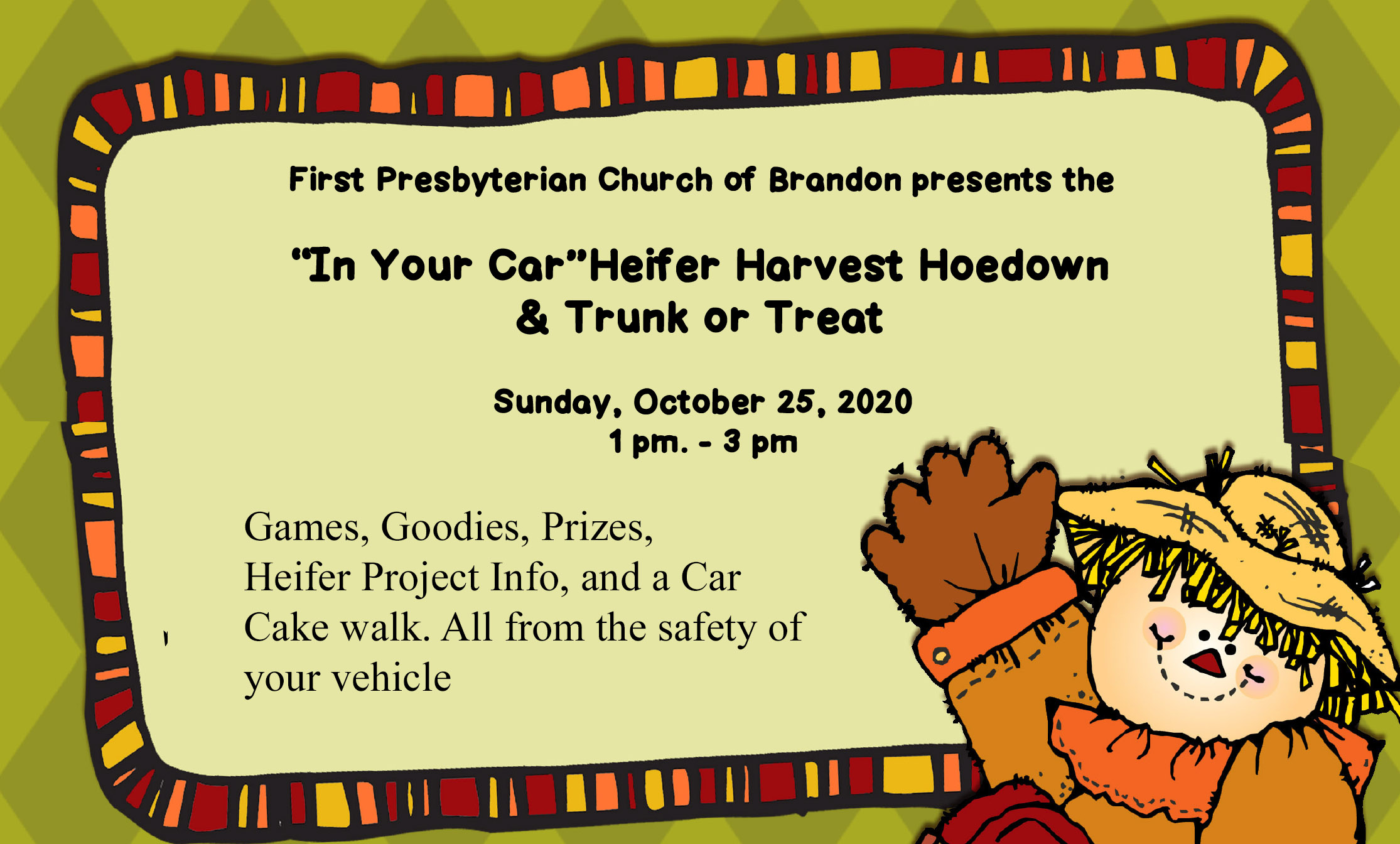 Heifer Harvest Hoedown