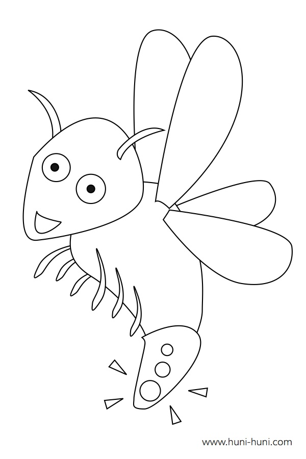 flashcard-coloring-page-outline-insect-firefly-aninipot