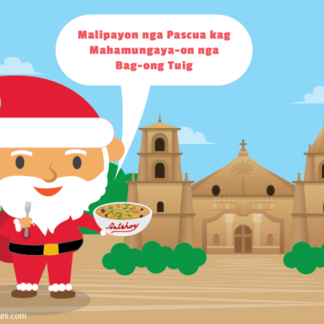 Santa Claus Hiligaynon (Ilonggo) Filipino Dialect
