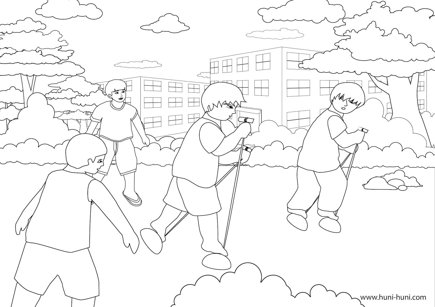 huni-huni-coloring-page-kadang-kadang