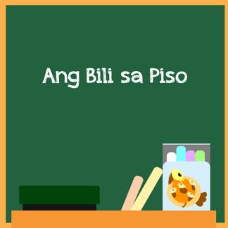 Ang Bili sa Piso