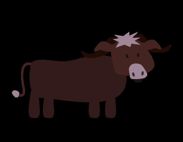 huni-huni-flashcard-colored-kabaw-waterbuffalo
