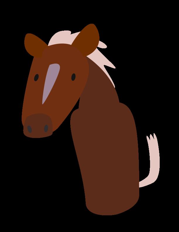 huni-huni-flashcard-colored-kabayo-horse-fingerpuppet