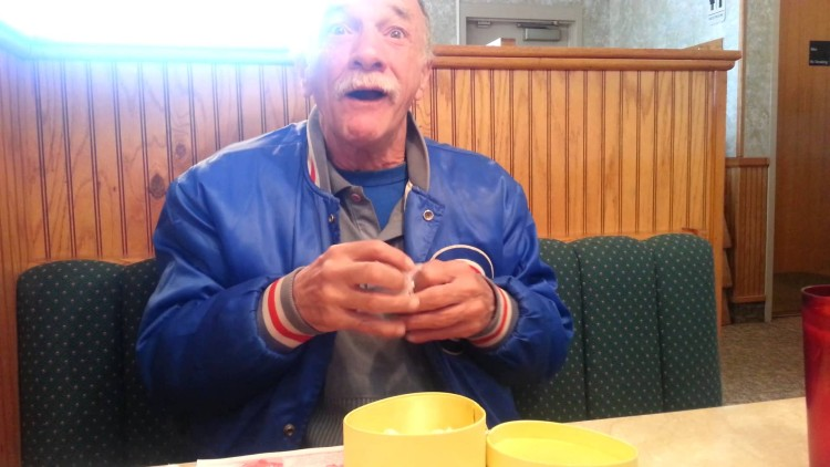 I could hardly keep the tears back when I saw this man's reaction to some amazing news