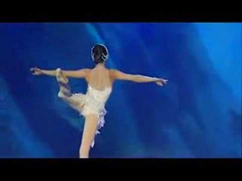 I don't believe what this ballerina does is physically possible but SOMEHOW she does it!