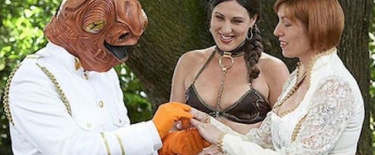 Not Awesome! Have You Seen These Ridiculous Themed Weddings?