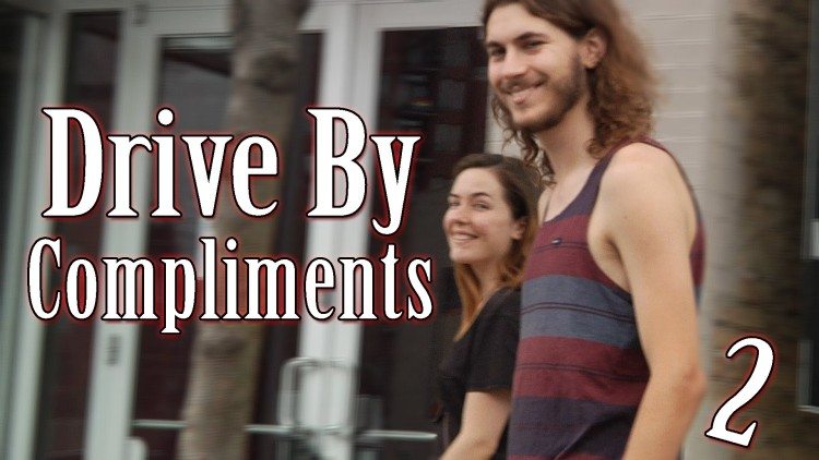 """Compliments Instead Of """"Cat Calls"""" And The Reactions Are All Smiles!"""