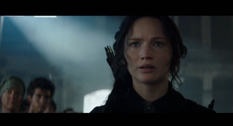 Attention Hunger Games Junkies: The Mocking Jay Part 1 Trailer Has Been Released!