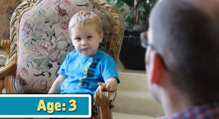 An Interview With A 3-Year-Old