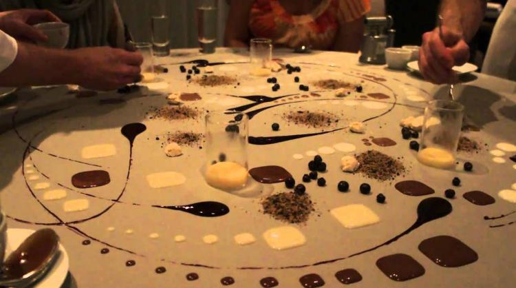 Dessert As A Production