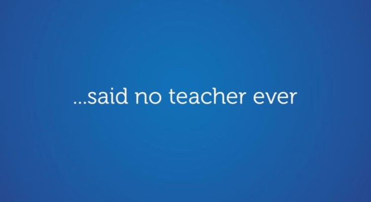 Just A Few Things You Would Never Catch Coming Out Of A Teachers Mouth