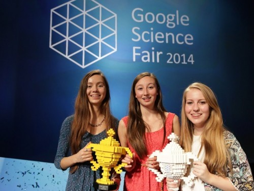 These 3 Amazing Girls Think They Have A Solution To Fight World Hunger… And Google Agrees!