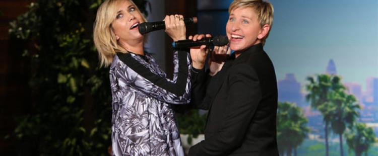 Ellen Degeneres And Kristen Wiig Sing Let It Go And It's So Bad That It's Fabulous!