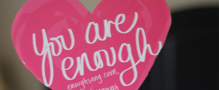 #Imenough Is Spreading A Beautiful Message To Women Around The Country