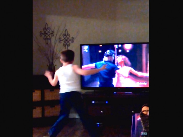 """Charlie Vs. Swayze: This Kid Grooves Along To The Movie """"Dirty Dancing"""" And He Is Amazingly Talented!"""