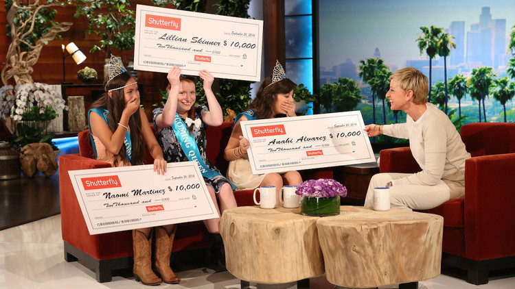 Follow Up: The Three Girls Who Took A Stance Against Bullying Receive Such A Sweet Surprise From Ellen!