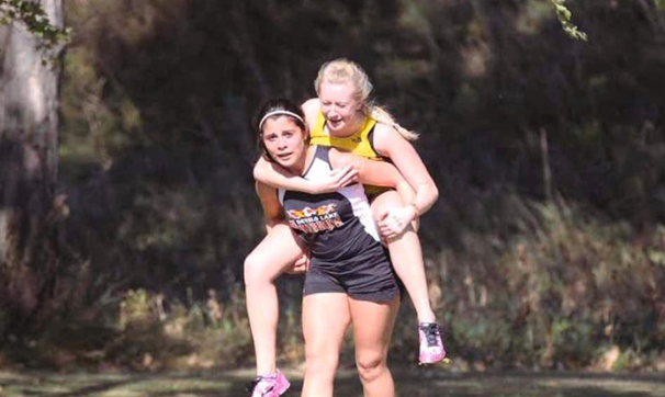 Even Though This High School Runner Didn't Get First Place, We Definitely Think That She Is The Winner Of The Race!