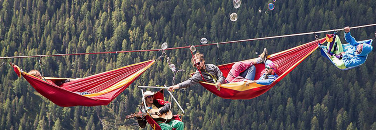You Can't Be Afraid Of Heights To Enjoy This Awesome Yet Terrifying Festival.