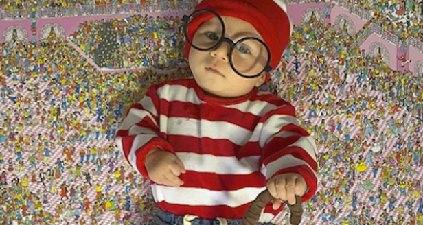 Parents Dress Up Their Adorable Baby In Absolutely Precious Halloween Costumes!