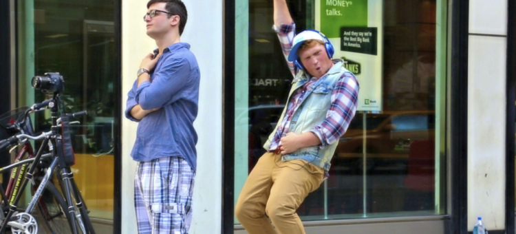 Michael Jackson Dance Prank Inspires Strangers To Bust Some Awesome Dance Moves In Public