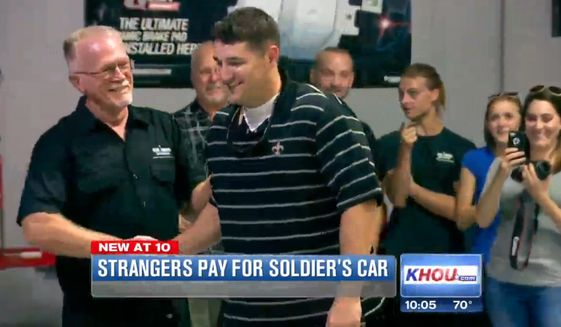 Community Surprises An Amazing War Veteran With A $20,000 Gift!