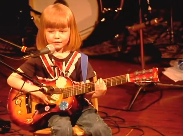 5-Year-Old Sings Johnny Cash Like A Pro