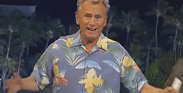 """""""Wheel Of Fortune"""" Contestant Gives An Amusingly Bad Answer And Pat Sajak's Response Is Hilarious!"""